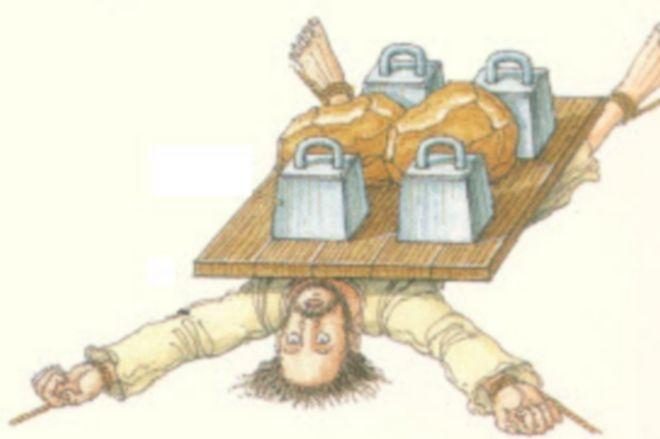 Μηχανή του Χρόνου: Πώς βγήκε εξαιτίας φρικτών βασανιστηρίων η φράση 'πλάκωμα στο ξύλο'