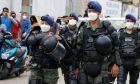 Αστυνομία στο Εκουαδόρ