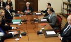 Blame game για το ασφαλιστικό στη σύσκεψη πολιτικών αρχηγών