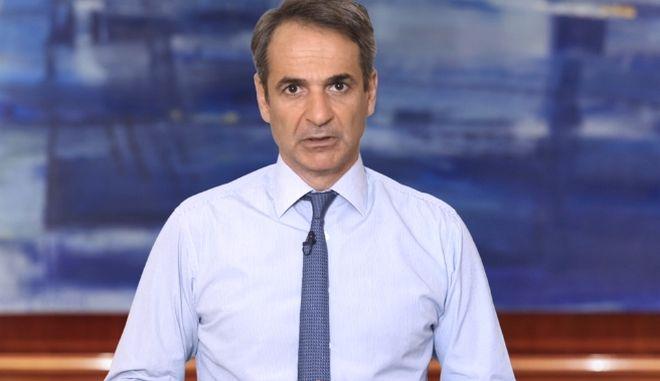"""Φρένο Μητσοτάκη στις """"εναλλακτικές ιδέες"""" της Τουρκίας στην Κύπρο"""
