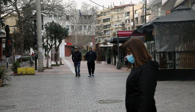 Κορονοϊός: Αυξάνονται οι περιοχές που ανησυχούν τους επιδημιολόγους