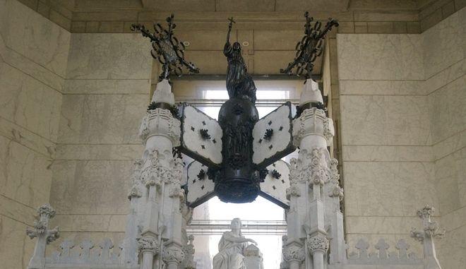 Μνημείο στη μνήμη του Χριστόφορου Κολόμβου