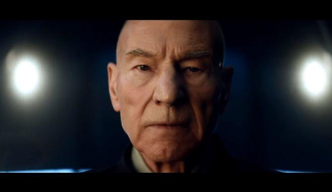 """Star Trek: Picard"": Κυκλοφόρησε το πρώτο teaser trailer"