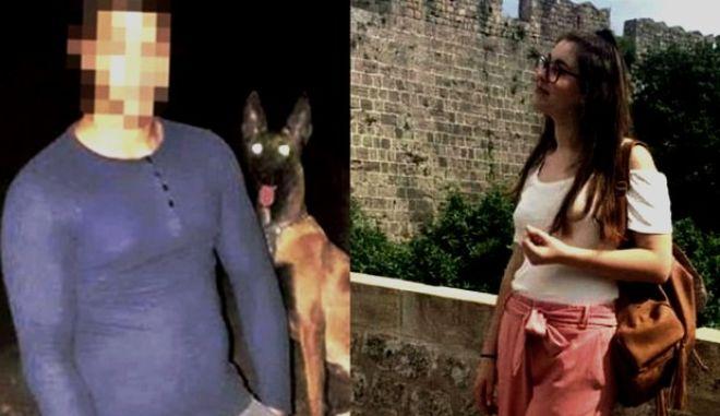 Ελένη Τοπαλούδη: Αποκάλυψη - Τι έκανε ο Ροδίτης τρεις μέρες μετά τη δολοφονία της