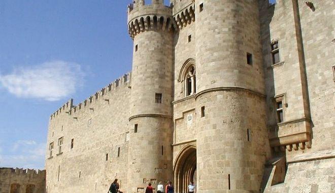 Παλάτι του Μεγάλου Μαγίστρου
