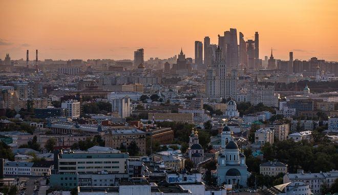 Εικόνα από τη Μόσχα