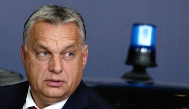 O πρωθυπουργός της Ουγγαρίας, Βίκτορ Όρμπαν