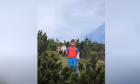 Αρκούδα ακολουθεί 12χρονο αγόρι στην Ιταλία