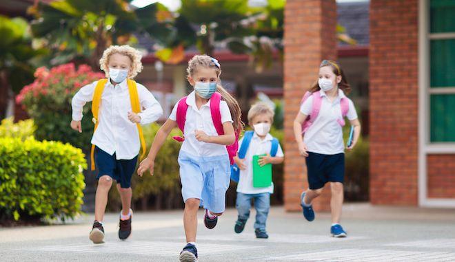 Η λειτουργία των πνευμόνων των παιδιών δεν επηρεάζεται μετά από λοίμωξη
