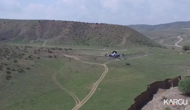 drones Kargu