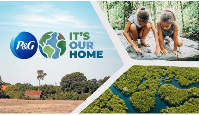 Η P&G υιοθετεί «φυσικές λύσεις» για να επιταχύνει τα αποτελέσματά της για την κλιματική αλλαγή