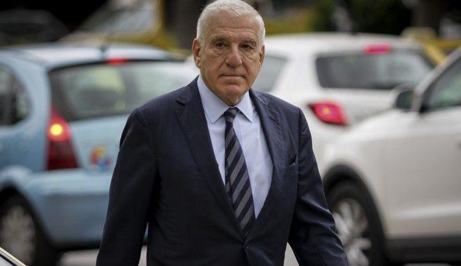 Ο πρώην υπουργός Εθνικής Άμυνας Γιάννος Παπαντωνίου