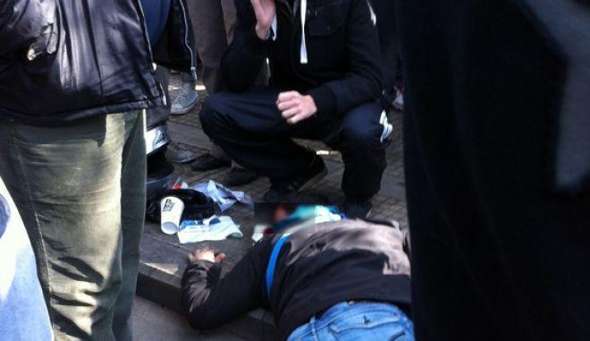 Συμπλοκές στο Πολυτεχνείο με δύο τραυματίες φοιτητές