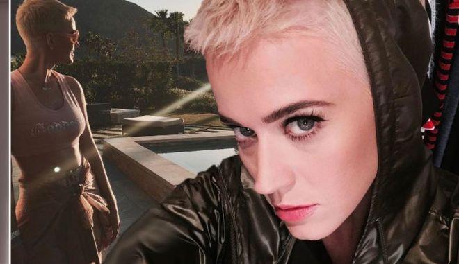 Όχι δεν είναι ο Justin Bieber, είναι η Katy Perry!