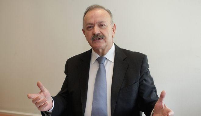Ο βουλευτής της Νέας Δημοκρατίας Δημήτρης Σταμάτης