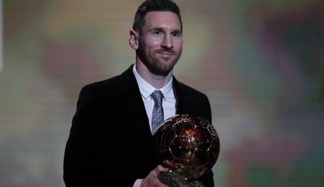 Χρυσή Μπάλα 2019: Επέστρεψε στο θρόνο του ο Μέσι