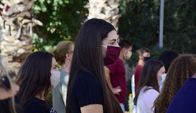 Στιγμιότυπο απο Γυμνάσιο στο Ναύπλιο