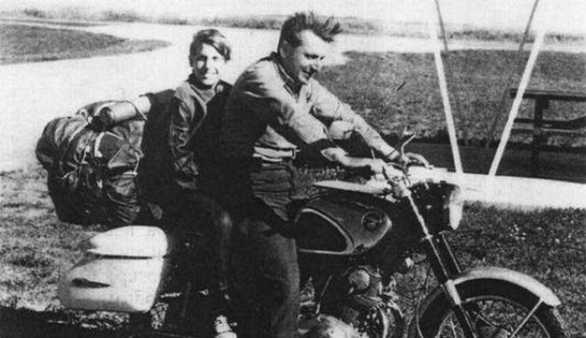 Πέθανε ο μεγάλος στοχαστής της μοτοσικλέτας, Ρόμπερτ Πίρσινγκ