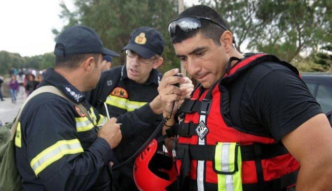 Ατύχημα στον Όλυμπο: Καταφθάνουν οι άνδρες της ΕΜΑΚ