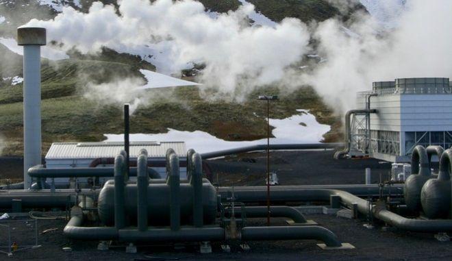 Εργοστάσιο παραγωγής υδρογόνου