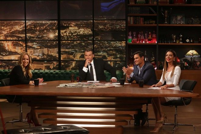Late Night: Τι θα δούμε στην πρεμιέρα του Λιάγκα