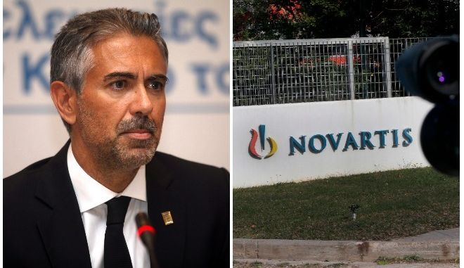 Δικογραφία Novartis: Το στέλεχος, οι βαλίτσες και οι μαρτυρίες που καίνε