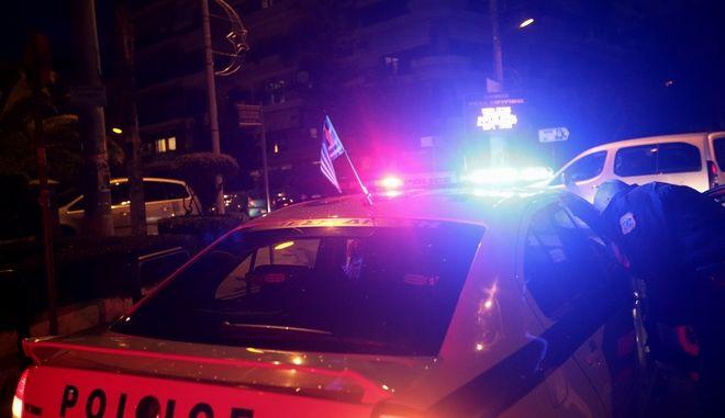 Περιπολικό της Αστυνομίας.