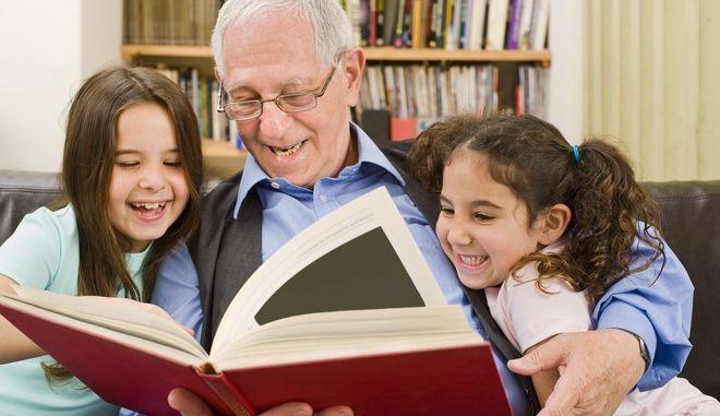 Όσο περισσότερο χρόνο περνάς με τους γονείς σου, τόσο πιο πολύ θα ζήσουν