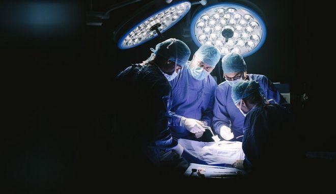 Χειρουργείο. Φωτό αρχείου.