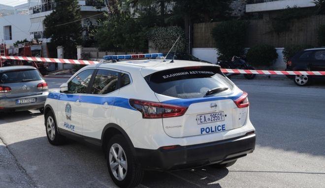 Τζιπ της αστυνομίας στη Βούλα (Φωτογραφία αρχείου)