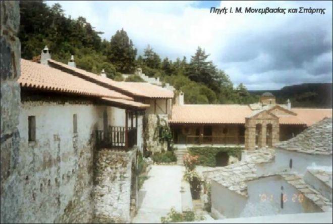 Μηχανή του Χρόνου: Το χωριό της Λακωνίας που εγκατέλειψαν για να γλυτώσουν από φονική βεντέτα