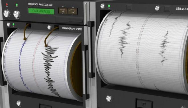 Σεισμός 4,4 Ρίχτερ ανοιχτά της Μυτιλήνης