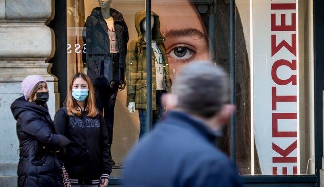 Γεωργιάδης: Αν δεν τηρηθούν τα μέτρα, θα ξανακλείσουν τα καταστήματα