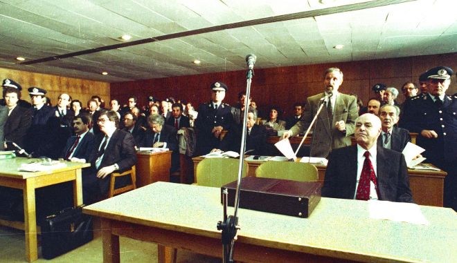 Μένιος Κουτσόγιωργας: Πεθαίνοντας σε ζωντανή τηλεοπτική μετάδοση