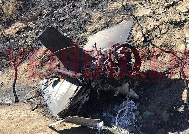 Κατεχόμενα: Ρωσικής κατασκευής πύραυλος S-200 έπληξε την Κύπρο