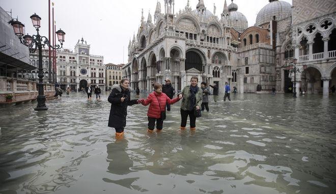 Πλημμυρισμένη Βενετία