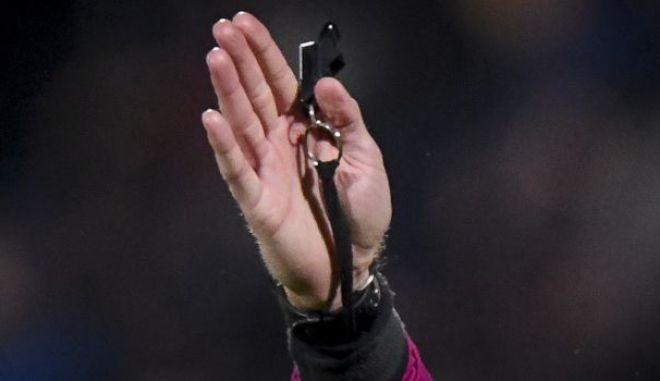 Oι διαιτητές της Super League 1 αποφάσισαν αποχή από την 17η αγωνιστική