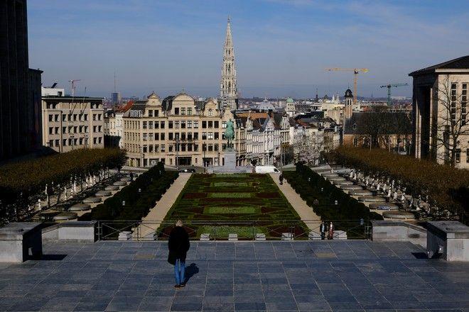Το κέντρο των Βρυξελλών