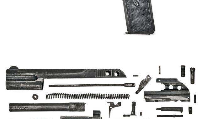 M1900 (Browning Model 1900)