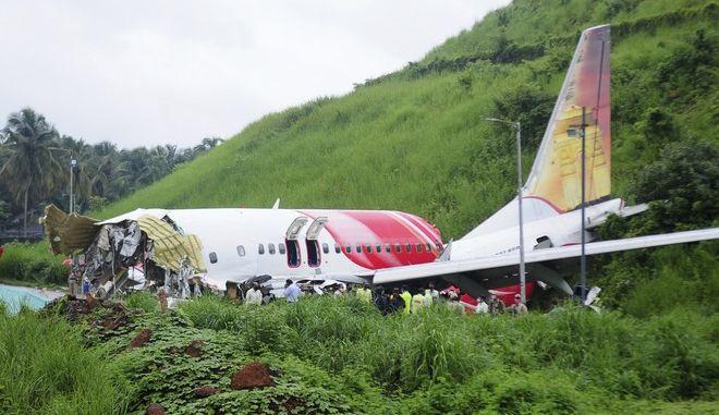 Το Boeing της Air India Express