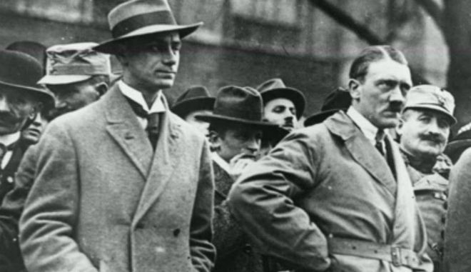 Tο εξαφανισμένο ημερολόγιο του δεξιού χεριού του Χίτλερ