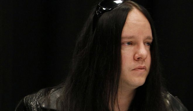 Έφυγε από τη ζωή ο Joey Jordison