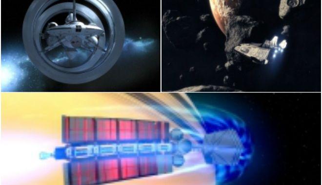 Στο άπειρο κι ακόμη παραπέρα: Νέα παράσταση από το... μέλλον στο Πλανητάριο