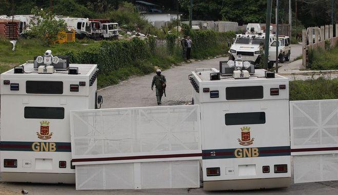 Βενεζουέλα: 37 κρατούμενοι νεκροί σε εξέγερση σε φυλακή