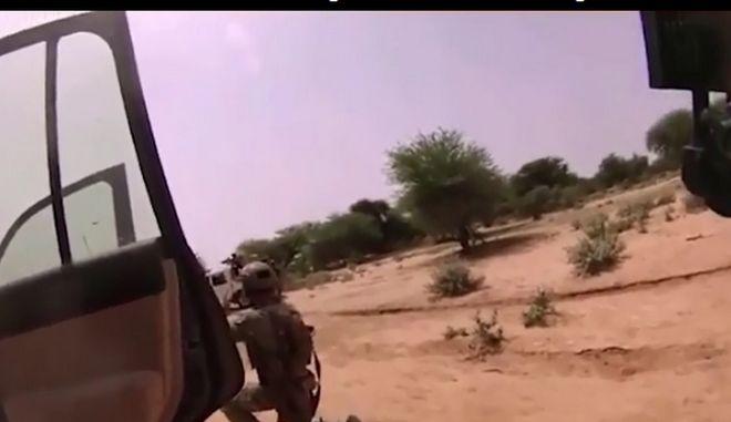 Νέο σοκαριστικό βίντεο προπαγάνδας απ' τον ISIS με νεκρούς Αμερικανούς στρατιώτες