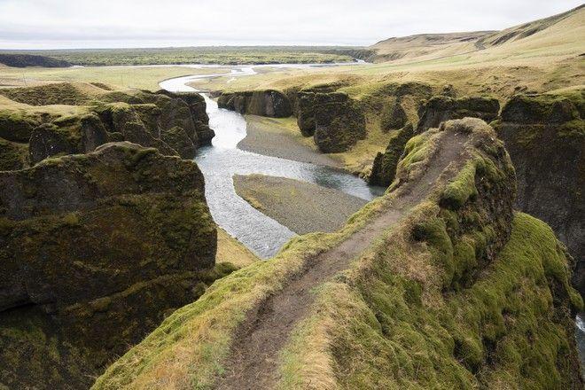 Καρέ από την Ισλανδία