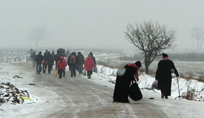 Ελσίνκι και Μόσχα κλείνουν την Αρκτική οδό για τους πρόσφυγες