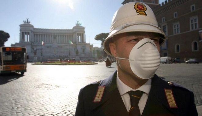 Απαγόρευση κυκλοφορίας στη Ρώμη λόγω ατμοσφαιρικής ρύπανσης