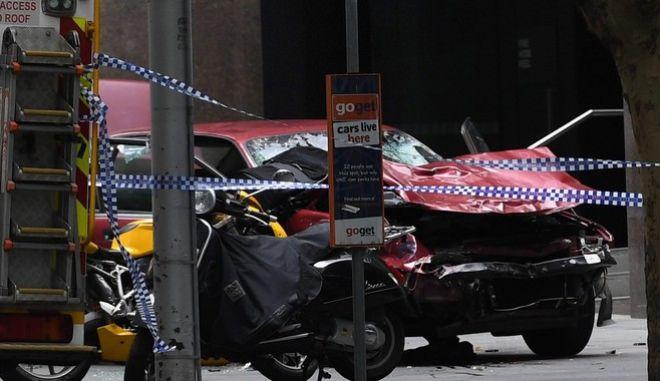 Μελβούρνη: Έλληνας έπεσε με αυτοκίνητο πάνω σε πεζούς, σκοτώνοντας 4 ανθρώπους