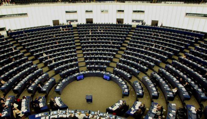 Στιγμιότυπα από το Ευρωπαϊκό Κοινοβούλιο στο Στρασβούργο